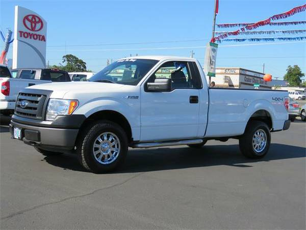 2009 Ford F-150 Regular Cab Pickup XL - Contact Dealer