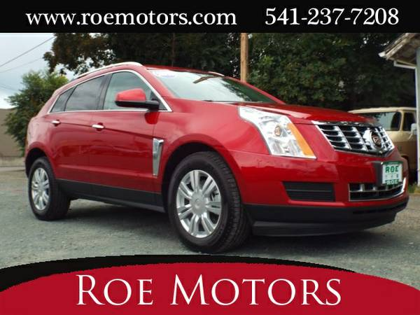 2016 Cadillac SRX Luxury, #44715
