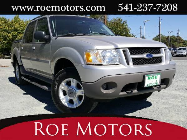 2003 Ford Explorer Sport Trac, #46270