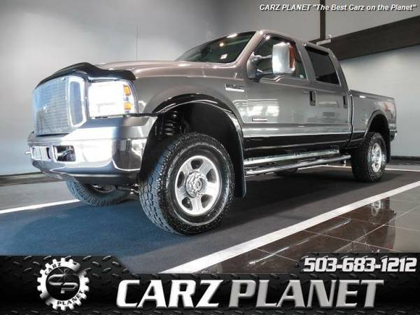 █ 2007 Ford F-350 Super Duty Lariat Diesel truck ford f350...