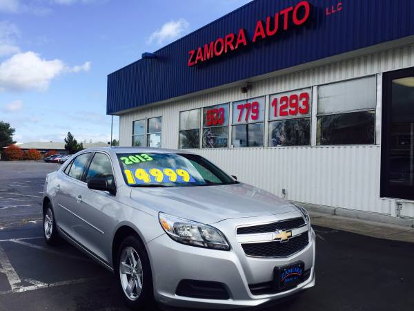 2013 Chevrolet Malibu LS!!AMAZING SAVINGS!INVENTARIO EN REMATE!$14499