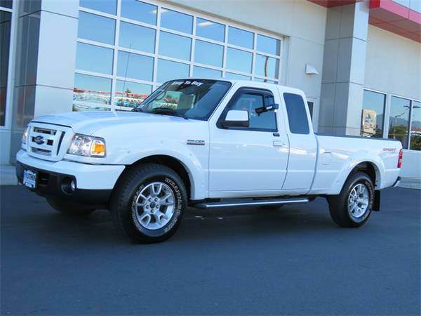 2011 Ford Ranger Extended Cab Pickup Sport - Contact Dealer only...