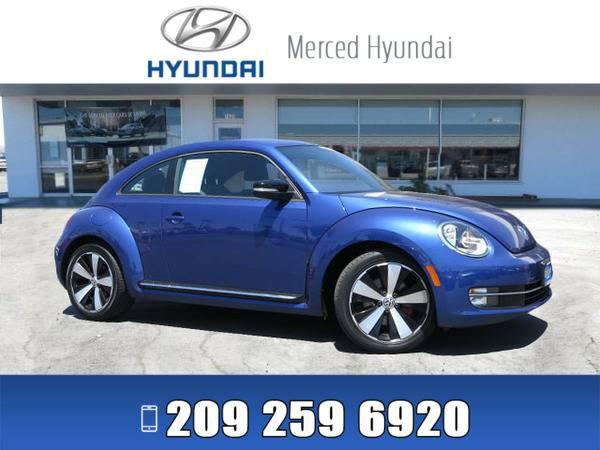 *2012* *Volkswagen VW Beetle* ** *Blue*
