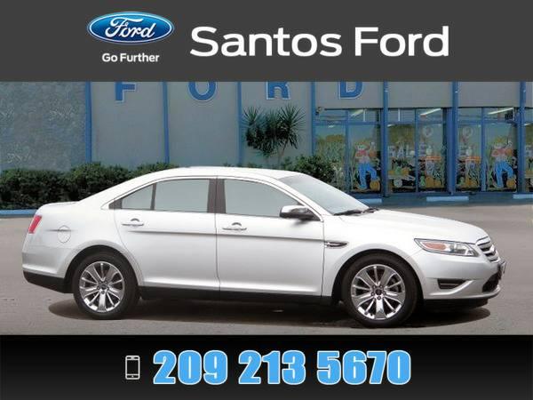 2011 Ford Taurus Silver