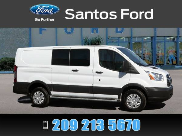 2015 Ford Transit White
