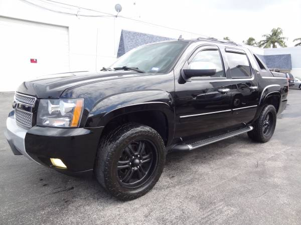 2008 Chevrolet Avalanche 3LT Z71 CLEAN 1 OWNER NO ACCIDENTS L@@K!!!