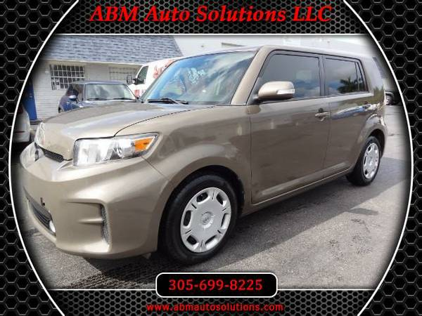 CUSTOM 2012 SCION XB RELEASE CLEAN TITLE ONE OWNER MUST SEE!!!!