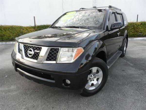 2007 *Nissan* *Pathfinder* $199 Down (NO CREDIT CHECK)