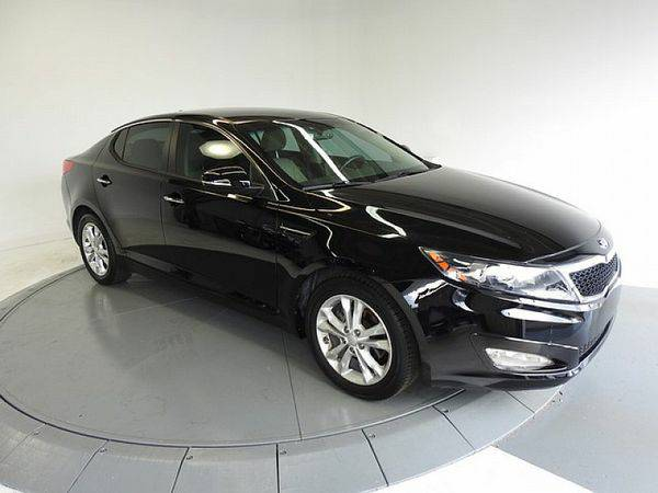 2013 *Kia* *Optima* 4d Sedan EX -$500-$1000 Down..CALL/TEXT for PRICE!