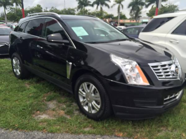 2016 CADILLAC SRX LUXURY ☞ $2000 DOWN PAYNMET- $299 MONTHLY...