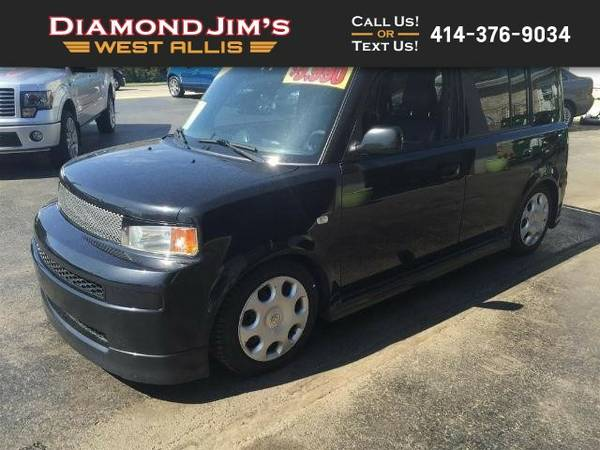 2005 Scion xB Base 4dr Wagon