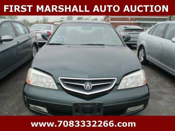 2001 Acura CL - First Marshall Auto Auction