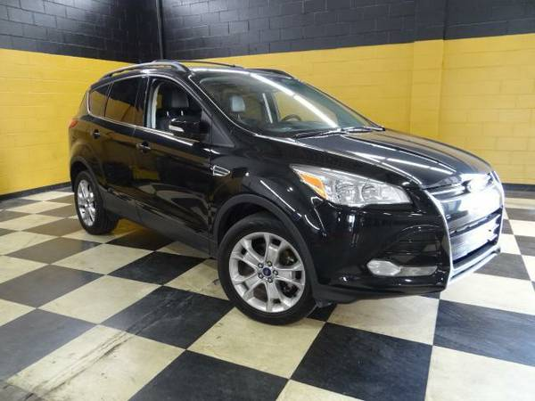 2013 *Ford Escape* 4WD 4dr SEL - Ford BAD CREDIT OK!