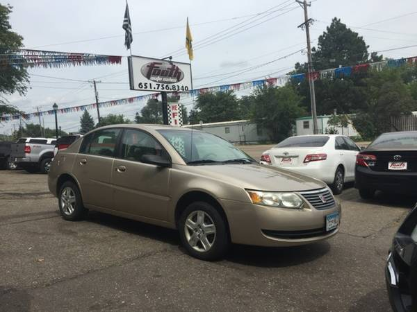 2006 SATURN ION LEVEL2 - SUPER MPG! GREAT RUNNER! CALL ASAP!