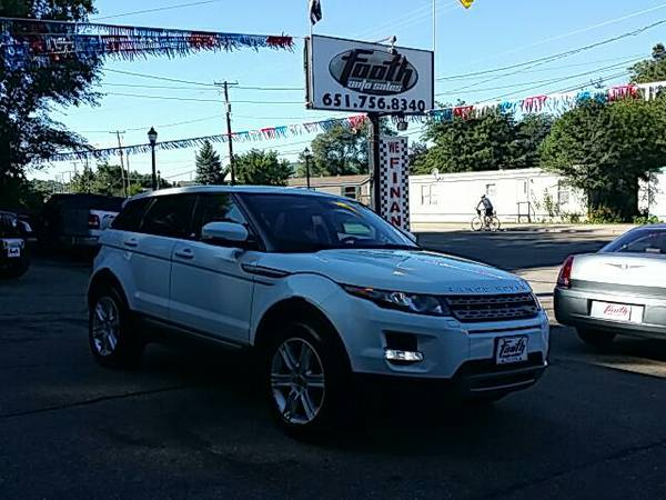 ☎2013 RANGE ROVER EVOQUE - SUPER MINT! FULLY LOADED! CALL ASAP...