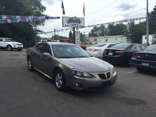 2006 PONTIAC GRAND PRIX - DRIVES GREAT! EVERYONE GETS A LOAN! CALL NOW
