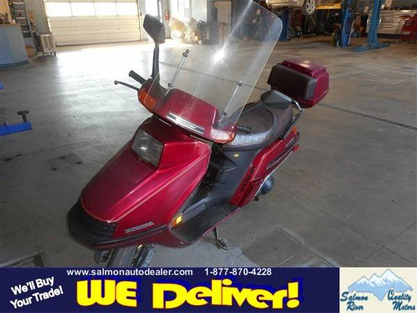 Stock 14887C3 1985 Honda SCOOTER only 17,767 miles