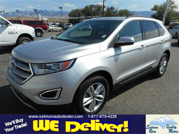 2015 Ford Edge Sport Utility SEL