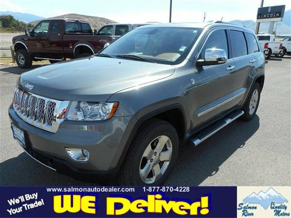 Stock 15921A 2012 Jeep Grand Cherokee Sport Utility