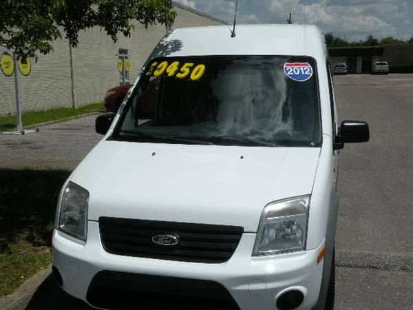 Ford Transit Connect XLT 4dr Cargo Mini-Van w/Side and Rear Glass 2012