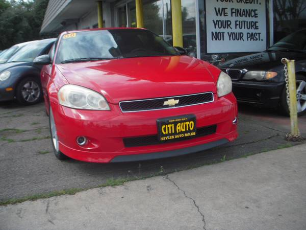 ◄2006 Chevrolet Monte Carlo - V8 Red◄
