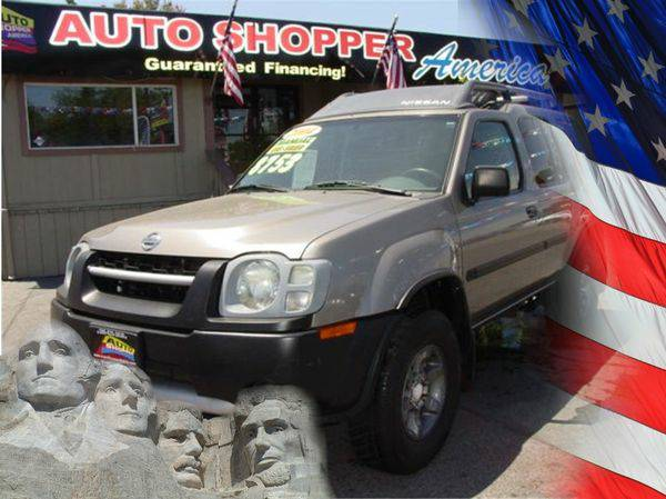 2004 *Nissan* *Xterra* -YOU JOB IS YOUR CREDIT!!