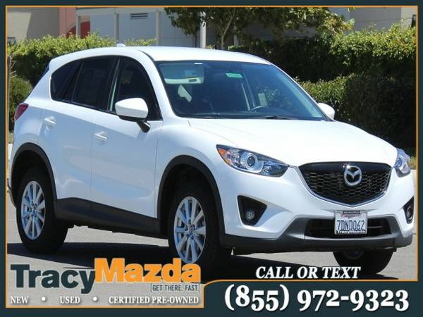 2014 Mazda CX-5 4D Sport Utility Touring