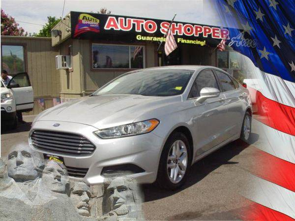 2013 *Ford* *Fusion* -YOU JOB IS YOUR CREDIT!!