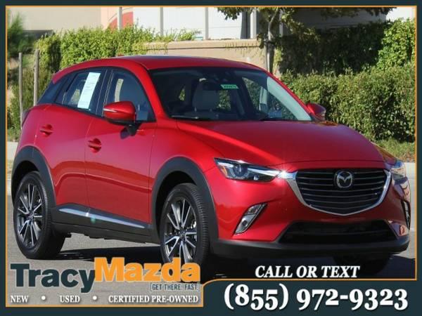 2016 Mazda CX-3 4D Sport Utility