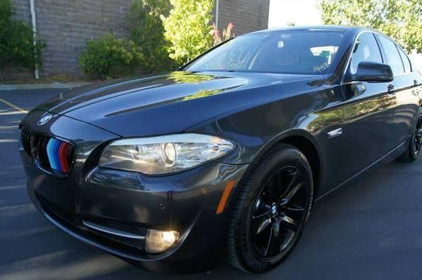 2011 BMW 528I SPORT PKG LOADED NAVIGATION CLEAN 103K MILES