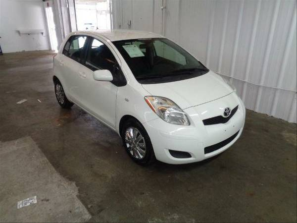 2010 *Toyota Yaris* 5d Hatchback Auto NO CREDIT CHECK!