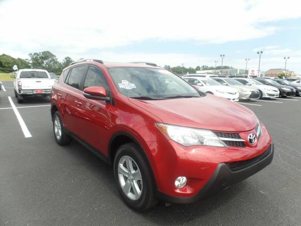 Certified: 2013 Toyota RAV4 XLE 4dr SUV XLE