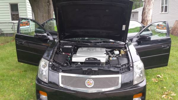 2007 caddy cts