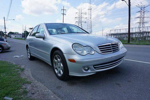 2006 *Mercedes-Benz* *C-Class* C280 Luxury 4dr Sedan - CLEAN TITLE -