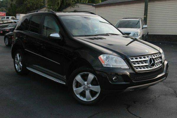 2009 *Mercedes-Benz* *M-Class* ML350 4MATIC AWD 4dr SUV - GET...