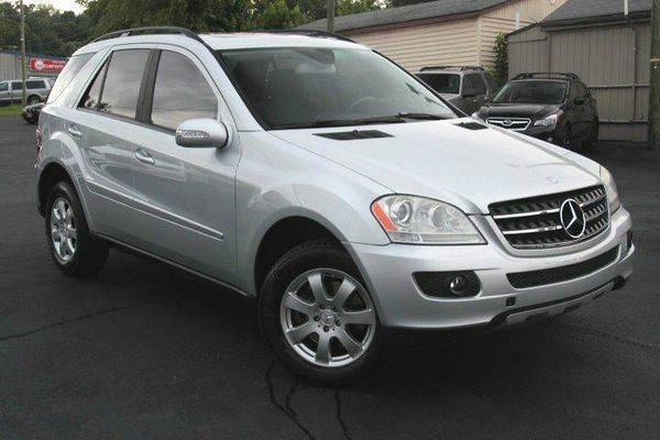 2007 *Mercedes-Benz* *M-Class* ML350 AWD 4MATIC 4dr SUV - GET...