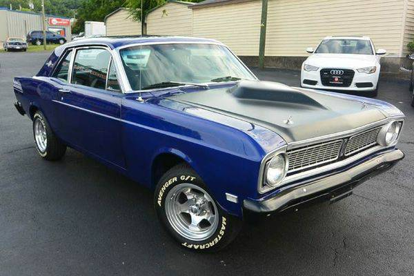 1969 *Ford* *Falcon* - GET APPROVED TODAY!!!