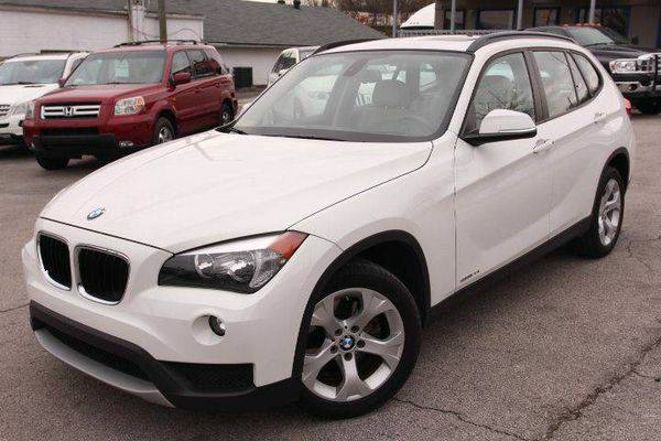 2014 *BMW* *X1* sDrive28i 4dr SUV - GET APPROVED TODAY!!!