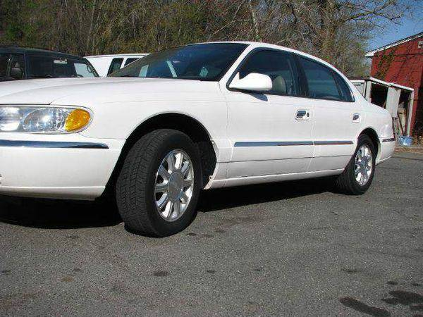1999 *Lincoln* *Continental* Base -CALL FOR APPROVAL!!