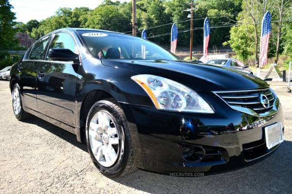 2012 Nissan Altima 2.5 S * 1 OWNER* ONLY 51,000 MILES* REAR SPOILER