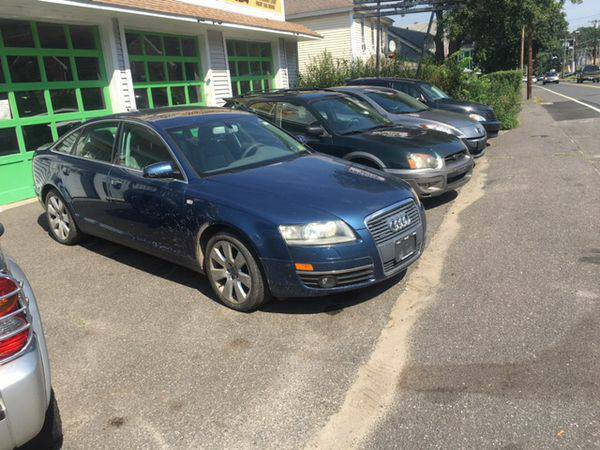 2005 *Audi* *A6* 3.2 quattro AWD 4dr Sedan -CALL FOR APPROVAL!!