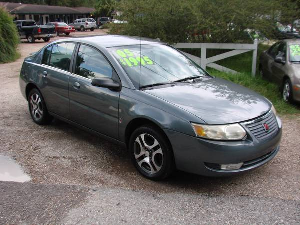 2005 SATURN ION-BEST DEALS IN TOWN!-VISIT OUR WEBSITE