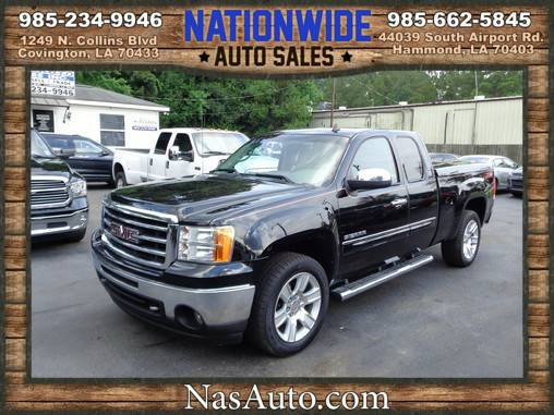 2013 GMC SIERRA 1500 SLE Z82 ** FACTORY 20' WHEELS ** WE FINANCE **