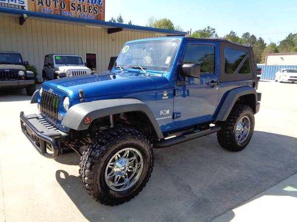 2005 - 2014 JEEP WRANGLER ** GREAT SELECTION ** WE FINANCE **
