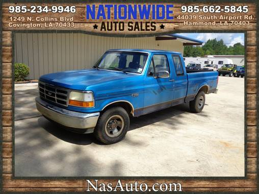 1994 Ford F-150 X-Cab-Needs Trans Work-runs good !!!
