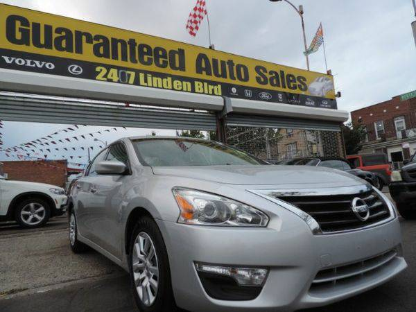 2013 *Nissan* *Altima* 2.5 SL *Buy-Here-Pay-Here & Financing*