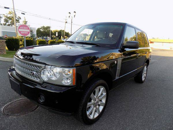 2008 *Land* *Rover* *Range* *Rover* 4WD 4dr SC -Good or Bad...