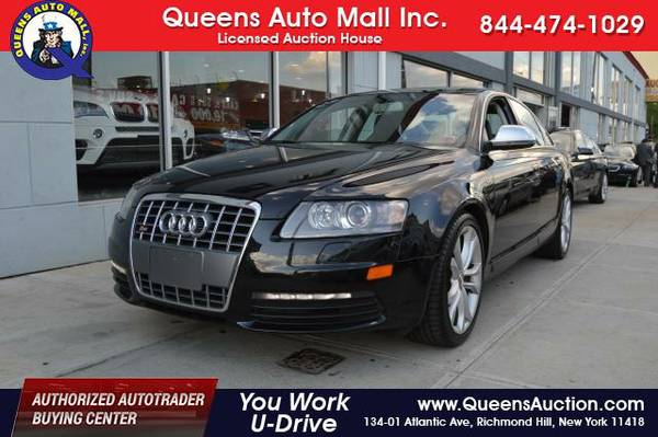 2011 Audi S6 - *$0 DOWN PAYMENTS AVAIL*