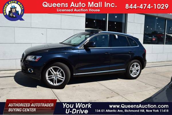 2013 Audi Q5 - *ANY CREDIT SCORE APPROVED*