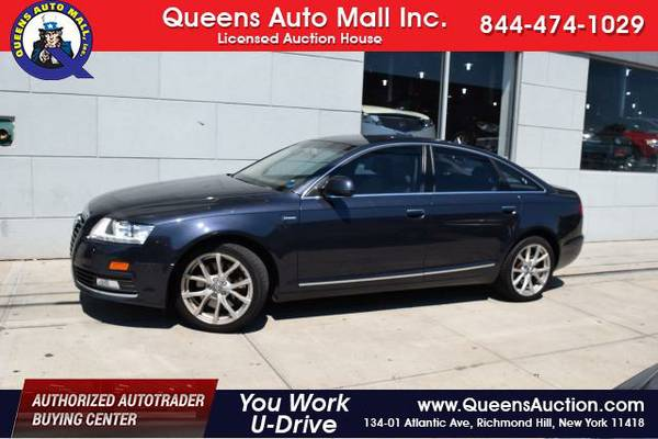 2010 Audi A6 - *$0 DOWN PAYMENTS AVAIL*